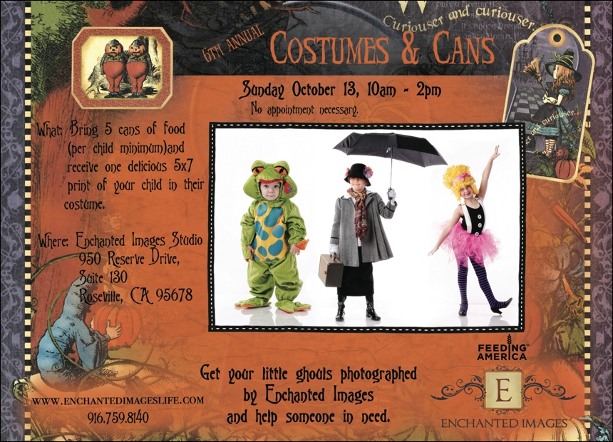 costumes&cans 2013 promo