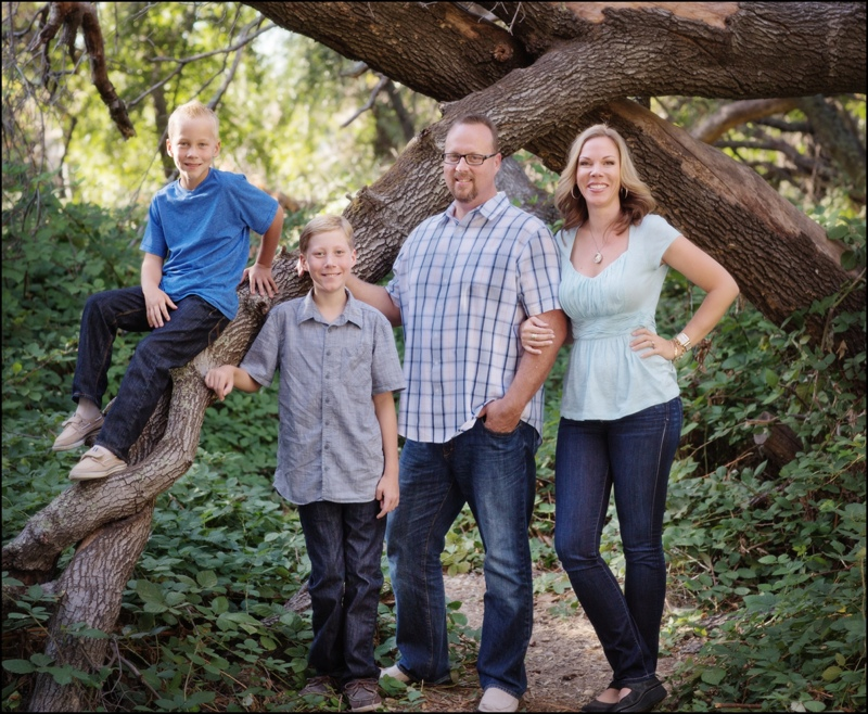 sacramento family pictures