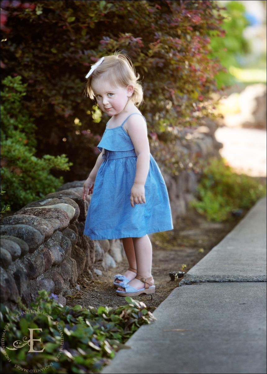 roseville baby photographer